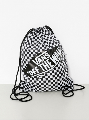 Рюкзак Vans Benched Bag Wmn (black white/checkerboard)